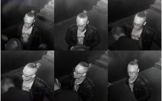 Palangos miesto policija prašo visuomenės pagalbos – padėti atpažinti nuotraukose užfiksuotą asmenį