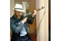 """Asociacijos prezidentas D. Miklovas policijos pareigūnei: """"Aš noriu pažaisti su jumis"""""""