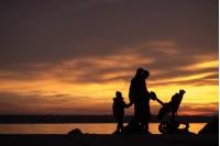 Į Palangą žiemą traukia kas penktas: patarė, ką nuveikti su vaikais