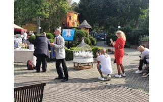 """Tarptautinė dekoratyvinių balandžių paroda """"Jaunajai Lietuvai 30"""" Palangoje (FOTOGALERIJA)"""