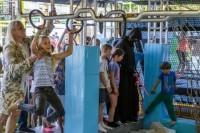 Atidarytas Palangos vasaros parkas