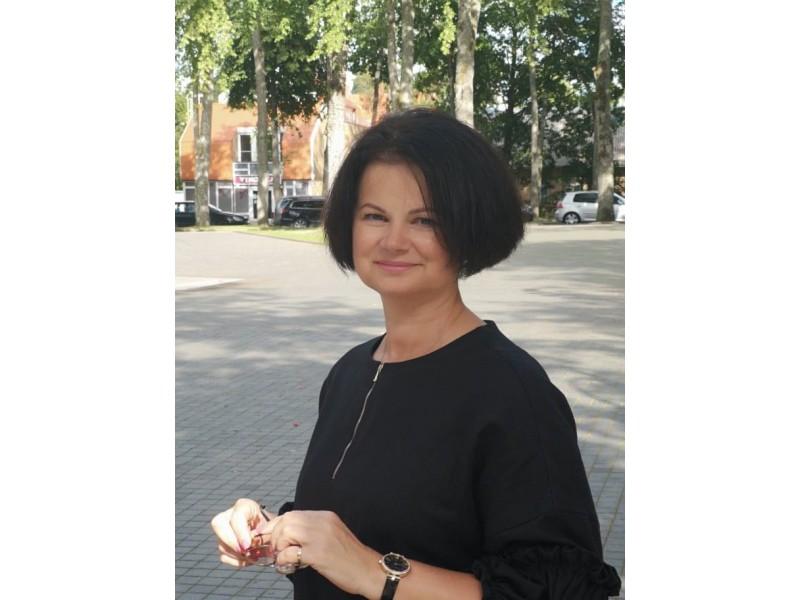 Aušra Laurinavičienė - Palangos miesto savivaldybės kalbininkė