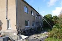 Tragedija Vilimiškės gatvėje: apšaudyti policininkai, žuvęs vyriškis, sprogimo bangos apgadintas namas