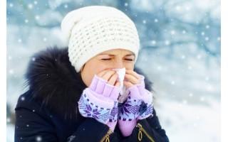 Sergamumas gripu ir ūminėmis viršutinių kvėpavimo takų infekcijomis Palangoje