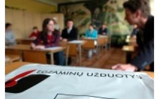 Senosios gimnazijos abiturientų vertinimai – aukštesni nei Lietuvos vidurkis