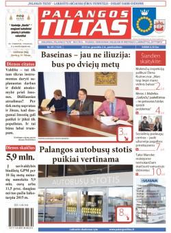 Palangos tilto laikraštis, Data: 2016-12-02, Numeris: 90(1524)