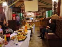 Socialdemokratai rinkimų rezultatus pasitiko kavinėje