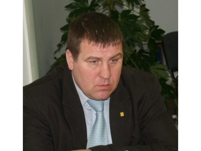 Palangos savivaldybės vicemeras ir  Antikorupcijos komisijos pirmininkas S. Simė