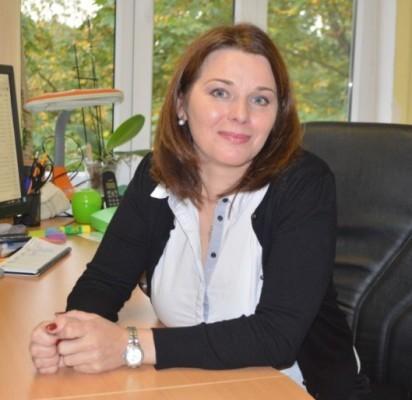 Palangos moksleivių klubo direktorė Eglė Bučienė.
