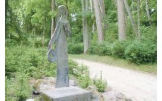 Birutės parko šventvietės savos ne tik Maironiui, bet ir šių dienų pagoniui