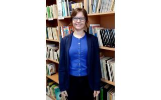 Gimnazistė  Elėja Vilkauskaitė įvertinta meninio skaitymo konkurse