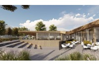 Palanga ruoš Jaunimo namų statybų techninį projektą