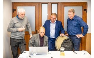 """Pirmajame rinkimų į Seimą ture laimėjęs konservatorius Mindaugas Skritulskas: """"Koją antrajame ture man pakišti galėtų itin mažas palangiškių rinkėjų aktyvumas ir didelis – kretingiškių ir klaipėdiečių"""""""