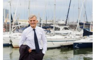 """Naujasis Klaipėdos jūrų uosto direktorius Algis Latakas: """"Tikiu žmogaus lemtimi"""""""