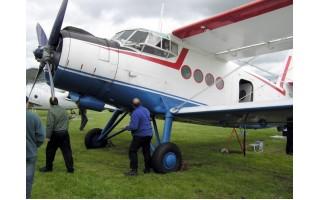 Palangos atidarymo šventę aptemdė lėktuvo katastrofa