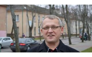 Evaldas Petrauskas paleistas iš Kybartų pataisos namų