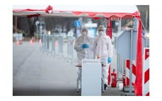 Net 4 asmenys susirgę koronavirusu kovo 14 d. 15 val. lankėsi Palangos Šv. Mergelės Ėmimo į Dangų bažnyčioje, kur buvo minima jubiliejinė santuoka
