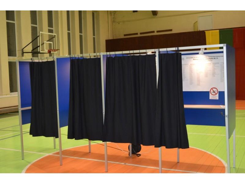Palangoje antrojo rinkimų turo neprireikė.