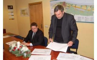 Kurhauzo restauracijos techninio projekto rengimo darbai vyksta sparčiai