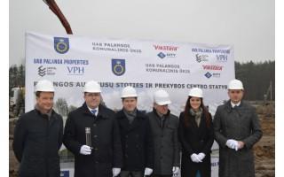 15 milijonų litų autobusų stotis ir prekybos centras pakvies lapkritį