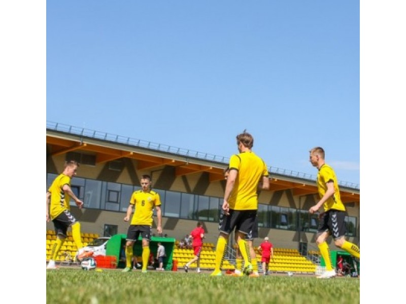Šiuolaikišku stadionu galės džiaugtis ne tik Lietuvos futbolo rinktinė.