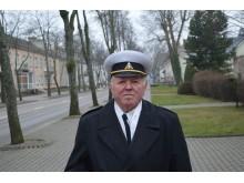 Klaipėdos apskrities Jūros šaulių trečiosios rinktinės Palangos šaulių šeštosios kuopos vadas Adolfas Sendrauskas