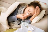 Palangiškių gripas nepuola, bet peršalimo ligos kimba