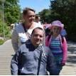 Donatas Pauliukevičius, Diana Alešiūnienė ir Rusnė, Anykščiai: