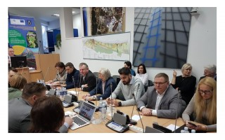 Tarybos posėdyje – apie Vasario 16-osios šventimą ir Sosnovskio barščius