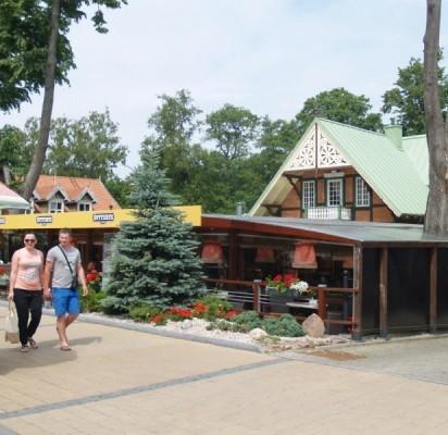Į Kultūros vertybių registrą įtraukti pastatai taip aplipdyti įvairiausiomis pavėsinėmis bei verandomis, kad galima įmatyti tik paveldo objektų stogus.