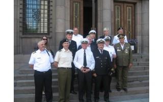 Dalyvavo neeiliniame Lietuvos šaulių sąjungos suvažiavime