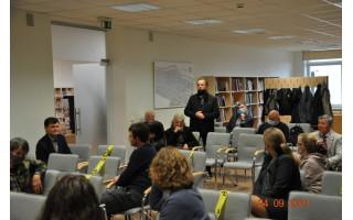Palangoje ir Šventojoje vyko tradicinis Lietuvos Kraštovaizdžio architektų sąjungos kūrybinis pleneras