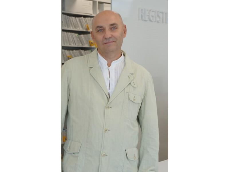 Olegas Dutovas yra žinomas pajūrio gydytojas psichiatras