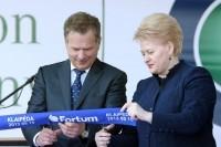Suomių kapitalo termofikacinė elektrinė Klaipėdoje atpigins šilumą