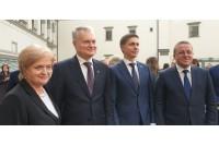Meras Šarūnas Vaitkus dalyvavo Prezidento Gitano Nausėdos inicijuotame forume