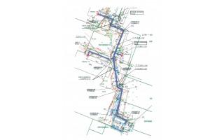 Rugsėjo 23 – spalio 13 dienomis žemės sklypuose Gintaro g. 34, Vytauto g. 112, 116 bus vykdomi centralizuotų šilumos tiekimo tinklų modernizavimo darbai