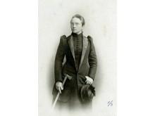 Marija Tiškevičiūtė. Fotografas Karlas Ziubergas, Klaipėda, XIX a. pab.