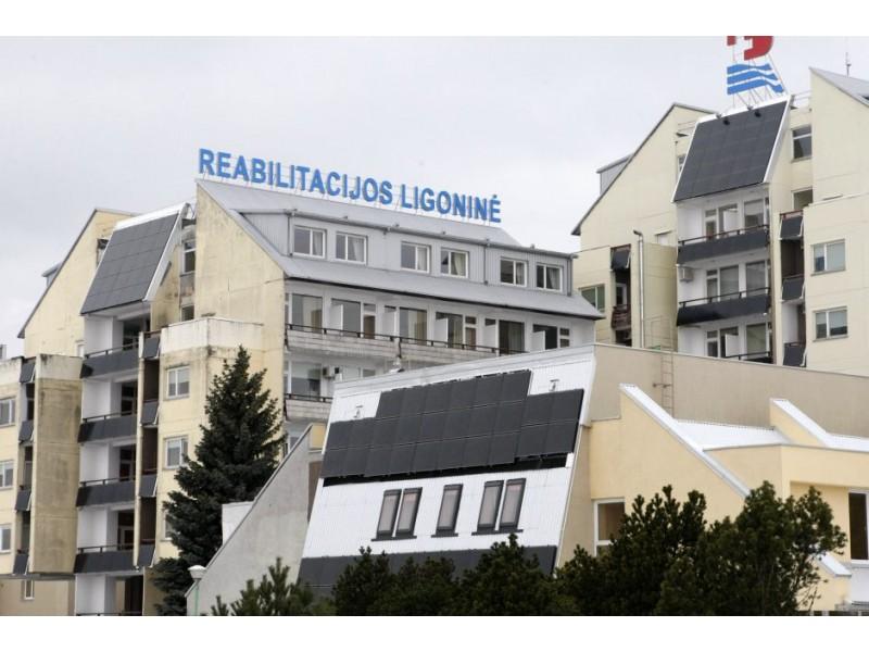 Palangos reabilitacijos ligoninė sustabdė naujų pacientų priėmimą po COVID-19 protrūkio
