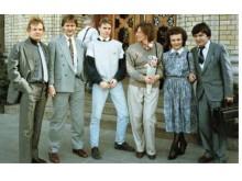 Laima L. Andrikienė pirmosios diplomatų misijos į Oslą gretose 1990 metų pabaigoje