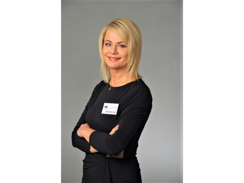 Jūratė Mikutienė yra Palangos ASPC (poliklinikos), direktorė ir šeimos gydytoja