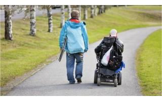 Nemokama asmeninio asistento paslauga neįgaliesiems palangiškiams padės tapti savarankiškiems