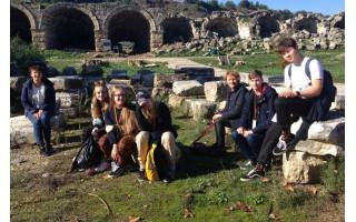 Erasmus+ projektas arba kitokia Turkija