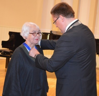 Palangos miesto garbės piliečių sąrašas  plečiasi – jame jau ir pirmoji moteris