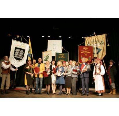 """""""Bočiai'"""" ir """"Banguolis"""" dalyvavo tautinių šokių festivalyje """"Prie Neries"""""""