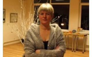 """Reda Rimkutė-Ščerbakovienė – kūrybinės grupės """"Mostas"""" įkūrėja"""