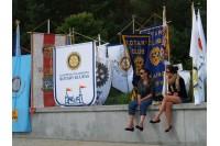 """Palangoje šurmuliavo vienuoliktoji """"Rotariada"""""""