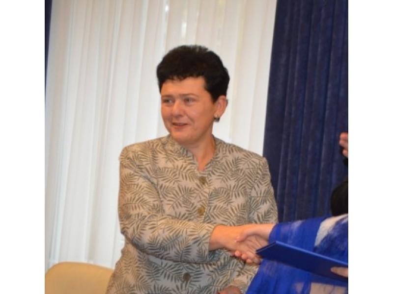 atvykusi Kultūros paveldo departamento (KPD) direktorė Diana Varnaitė