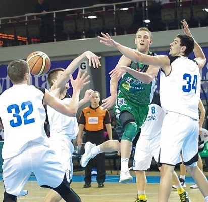 Trečiadienį Palangos krepšininkai patyrė antrąjį pralaimėjimą BBL čempionato antrajame etape.