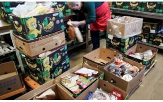Palangoje bus teikiama parama maisto produktais ir higienos priemonėmis