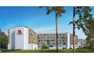 """Viešbučio """"Marriott"""" Palangoje statyba prasidėjo, bet su nauju operatoriumi ir paprastesne vizija"""